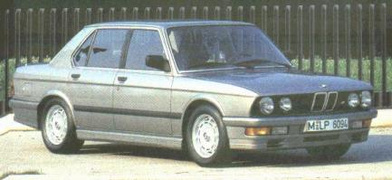 Basic Information on the E28 M535i.